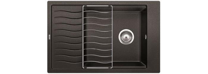 Akční sety Blanco Elon XL 6 S (dřez+baterie) - CENA OD 7990 Kč
