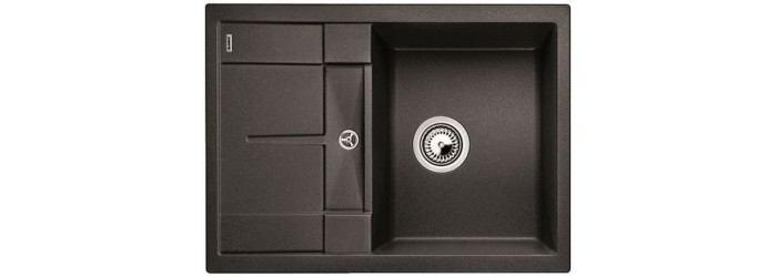 Akční sety Blanco Metra 45 S Compact (dřez+baterie) - CENA OD 6590 Kč