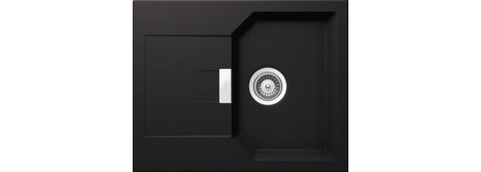 Akční sety Schock Manhattan D-100 XS (dřez+baterie) - CENA OD 6090 Kč