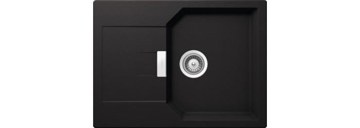 Akční sety Schock Manhattan D-100S (dřez+baterie) - CENA OD 6290 Kč