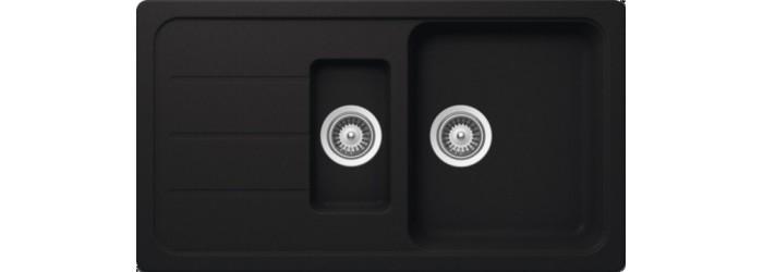 Akční sety Schock Formhaus D-150L (dřez+baterie) - CENA OD 6290 Kč