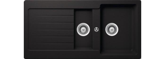 Akční sety Schock Typos D-150 (dřez+baterie) - CENA OD 7890 Kč
