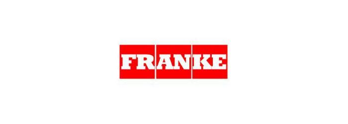 Granitové dřezy Franke